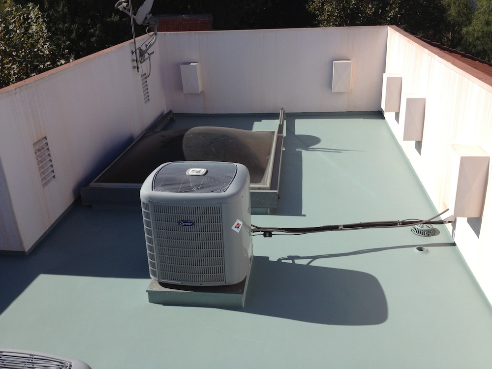 Rooftop Smaller AC 2A