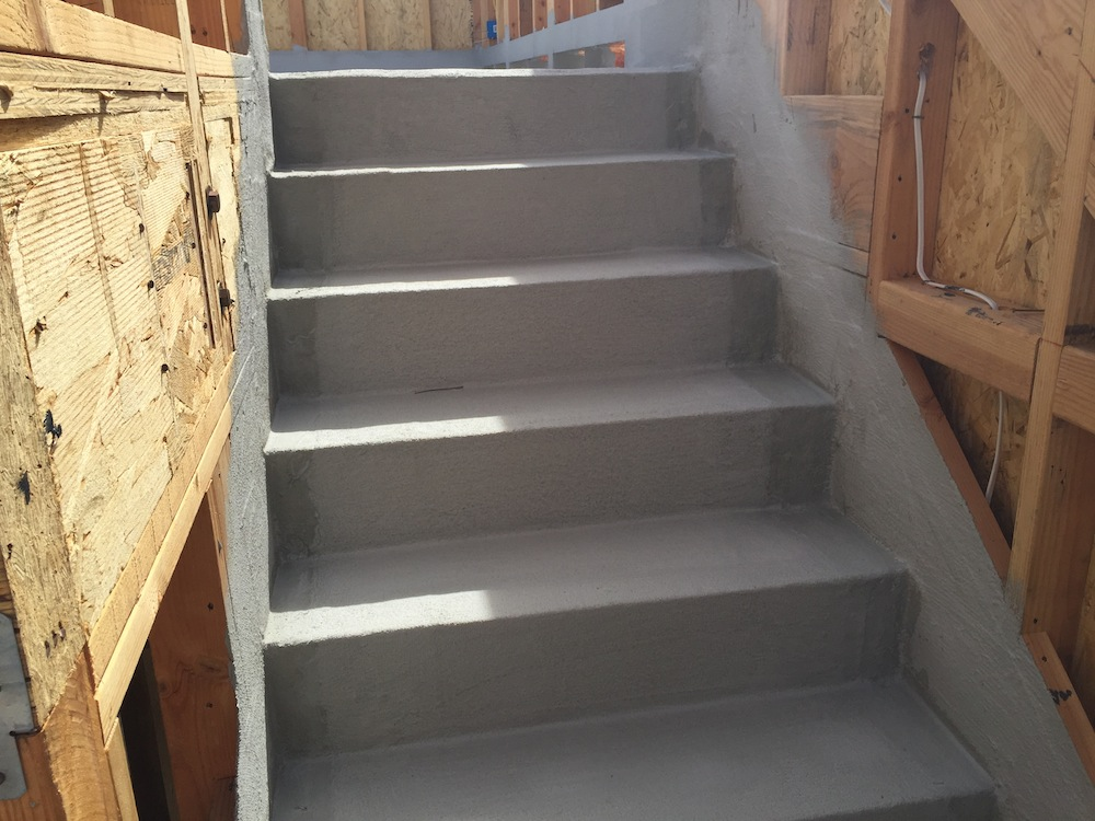 Stairs 1-3