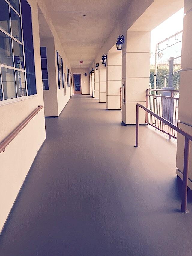 Deck Hallway 8