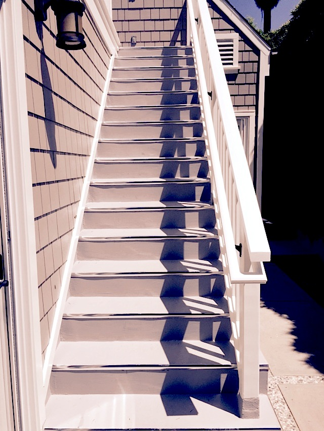 Deck Stairs 5
